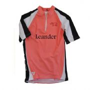 Pink Cycling Top